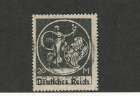 Bavaria (Germany), Postage Stamp, #275 Used,, 1920