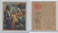 1950 Bowman, Wild Man, #10 Marco Polo In East, China