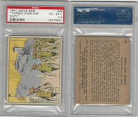 R157 Gum Inc, Uncle Sam, 1941, #28 Turned Over For Duty, PSA 4.5 VGEX+