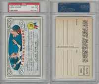 1964 Topps, Nutty Awards, #19 Liars License, PSA 8 NMMT