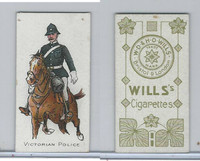W62-421 Wills, Police of the World, 1910, Victorian Police