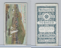 W62-44 Wills Tobacco, Seaside Resorts, 1899, #37 Barmouth