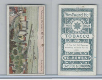 W62-44 Wills Tobacco, Seaside Resorts, 1899, #50 Guernsey