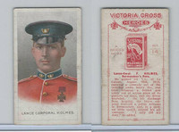 W62-371 Wills, Victorian Cross Heroes, 1915, #14 Lance Corporal Holmes