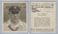 H46-54 Hill Tobacco, Famous Cricketers, 1925, #7 G. Hearne