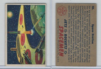1951 Bowman, Jets, Rockets, Spacemen, #10 Space Station