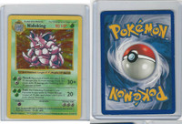 1999 Pokemon 1st Edition, Base Shadowless, #50 Nikoding