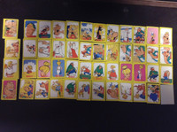 1984 Albert Rene Coscinny Uderzo, Asterix, Spanish Set of 100 Cards, WMX