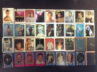 1979 Topps, Star Trek Motion Pictures, Set of 88 Cards, 22 Cards, WMX