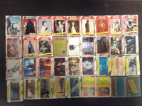 1980 Topps, Star Wars Empire Strikes Back Series 1, Set of 132 Cards, WMX