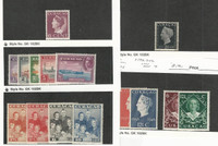 Netherlands Antilles, Postage Stamp, #152 Mint LH, 164, 166-73, 193, 199-202 NH