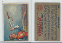 1951 Bowman, Jets, Rockets, Spacemen, #100 Help Arrives