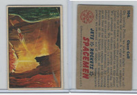 1951 Bowman, Jets, Rockets, Spacemen, #104 Close Call