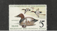 United States, Postage Stamp, #RW42 Mint NH, Duck Stamp 1975