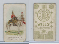 W62-410 Wills, Drum Horses, 1909, 1st King's Dragoon Guards