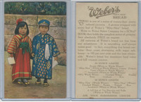 D23-1 Weber Bread, Children Of Nations, 1930, Japan