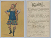 D23-1 Weber Bread, Children Of Nations, 1930, Scotland