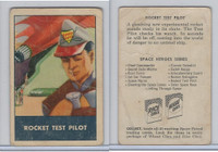 F280-3 Chex Cereal, Space Patrol, 1950's, Rocket Test Pilot