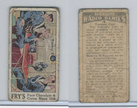 V38 J.S. Fry, Radio Series, 1912 #4 Tuning Call, Sailors