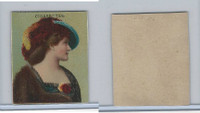 1890 W.S. Kimball Cigarettes, Actresses, Tobacco Card (H), PHX