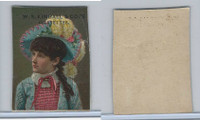 1890 W.S. Kimball Cigarettes, Actresses, Tobacco Card (K), PHX
