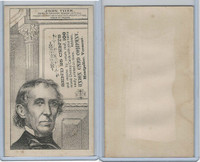 H602 Union Card Company, Presidents, 1890's, John Tyler