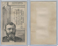 H602 Union Card Company, Presidents, 1890's, Ulysses S. Grant