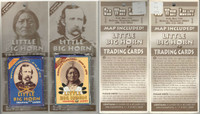 1994 Old West Legacy, Little Big Horn, # Empty Boxes, Custer, Sitting Bull