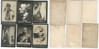 1900 Ogdens Guinea Gold Cigarette Cards, Lot of 6 Different, PHX
