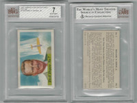 F277-4B, H.J. Heinz, Famous Aviator  - 2nd S., 1937, #7 Dick Depew, BVG 7 NM
