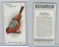 P72-66 Player, Aviary & Cage Birds, 1933, #15 Bullfinch Canary Mule
