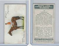 P72-88 Player, Derby & Grand Winners, 1933, #49 Grakle, R. Lyall, Horse