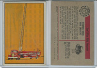 1953 Bowman, Firefighters, #13 Modern Hook And Ladder