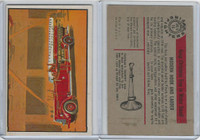 1953 Bowman, Firefighters, #15 Modern Hook And Ladder