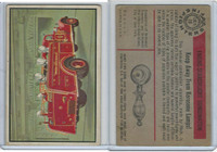 1953 Bowman, Firefighters, #16 Keep Away From Kerosene Lamps!
