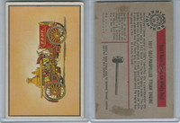 1953 Bowman, Firefighters, #29 1911 Self-Propelled Steam Engine