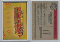 1953 Bowman, Firefighters, #32 Modern Pumping Combination