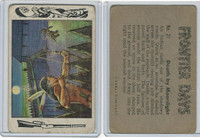 1953 Bowman, Frontier Days, #21 Death By Moonlight