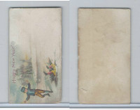 N227 Kinney, New Years Cards, 1890, Happy New Year (F)