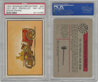 1953 Bowman, Firefighters, #29 1911 Self-Propelled Steam Engine, PSA 8 NMMT