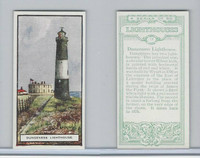 B0-0 British Tobacco Card, Lighthouses, #11 Dungeness