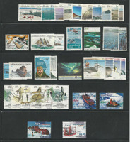 Australia Antarctic Terr., Postage Stamp, #L35//L108 Used Different, JFZ