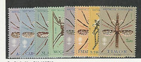Portugal Colonies, Postage Stamp, #1962 Malaria Issue, Mint Hinged, JFZ