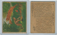 R55 Gumakers of America, Frank Buck, 1938, #38 A Flare for A Tiger (B)