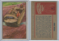 1954 Bowman, Power For Peace, #22 Ammo Movers