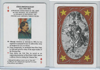 1995 US Games, Famous Generals Civil War, 4 Diamond, George McClellan