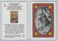 1995 US Games, Famous Generals Civil War, 10 Diamond, William T. Sherman