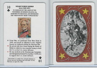 1995 US Games, Famous Generals Civil War, 10 Club, William T. Sherman