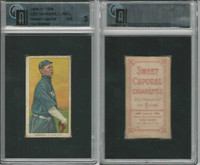 T206 ATC Baseball, 1909-11, Lee Tannehill, Chicago, GAI 3 VG
