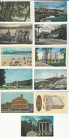 Postcard Lot of 11, Maine, Cape Ann, Old Orchard, Pemaquid, Searsport, JFZ